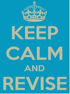 Revision Space - for all taking school or Uni exams