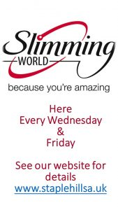 Slimming World @ The Salvation Army Staple Hill | England | United Kingdom